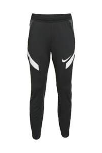 Nike   trainingsbroek zwart/wit, Zwart/antraciet