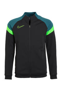 Nike   sportvest zwart/felgroen