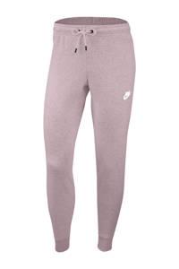 Nike joggingbroek roze/wit, Roze/wit
