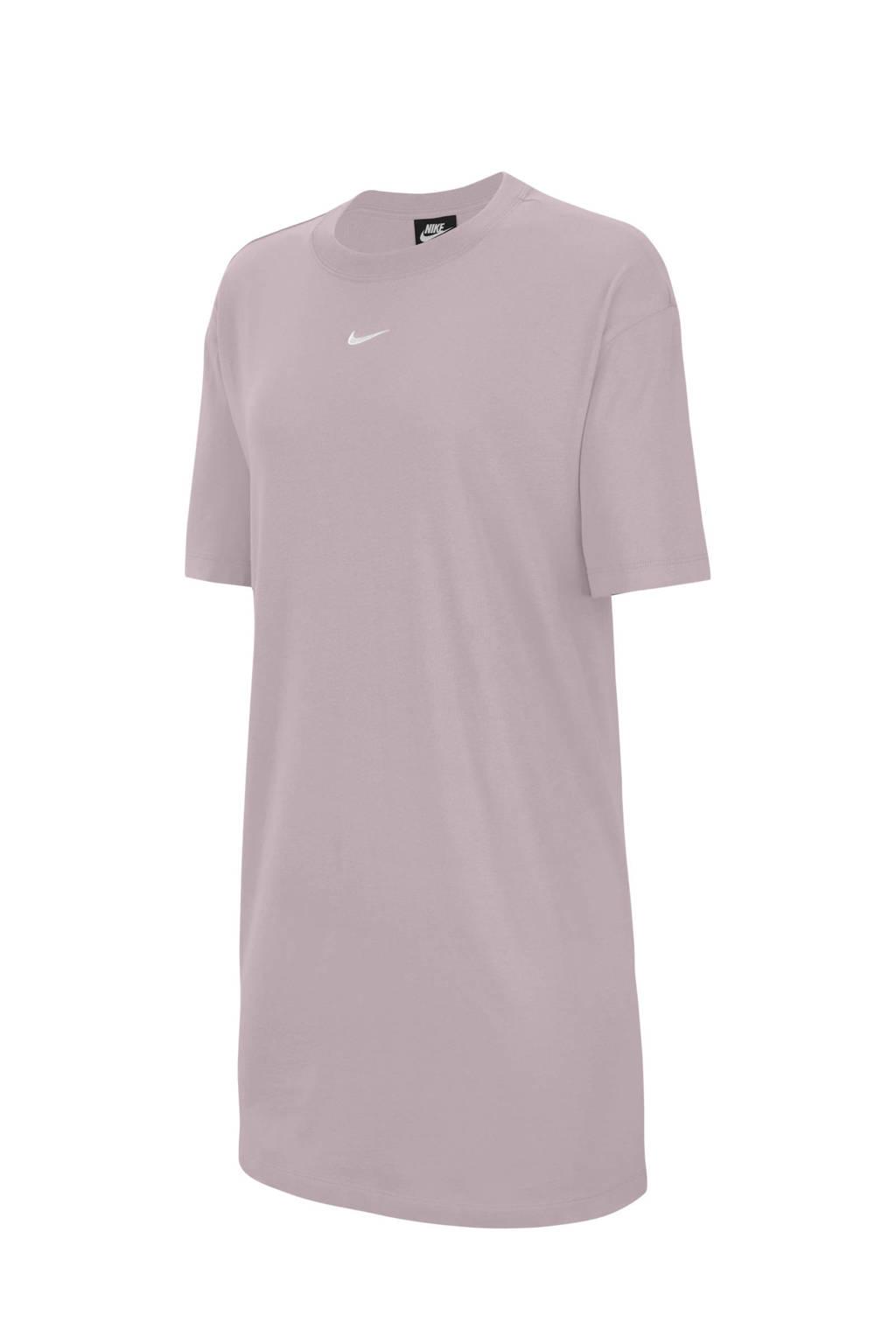 Nike jurk lichtroze, Roze