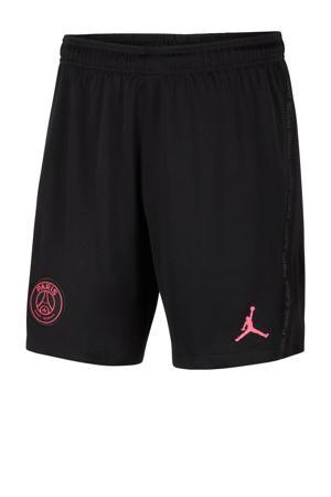 sportshort zwart/roze