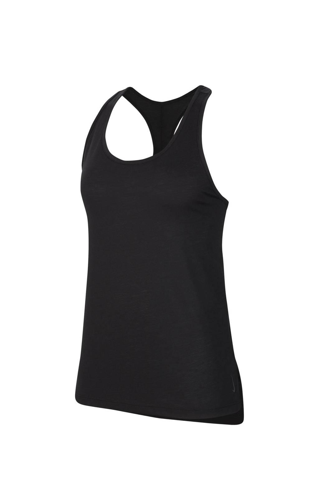 Nike sporttop zwart, Zwart