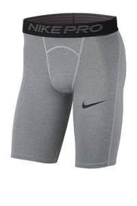 Nike Pro sportshort grijs, Grijs