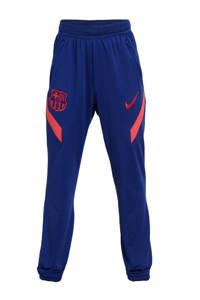 Nike  FC Barcelona voetbalbroek kobaltblauw/rood, Kobaltblauw/rood