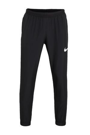 sportbroek zwart/grijs/wit