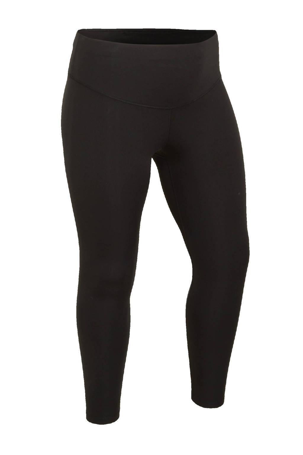 Nike Plus Size hardloopbroek zwart, Zwart