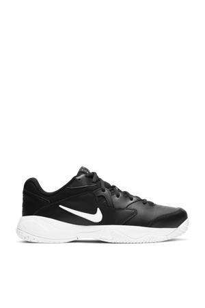 Court Lite 2 sportschoenen zwart/wit