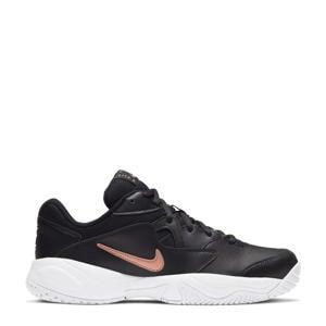 Court Lite 2 tennissschoenen zwart/brons/wit