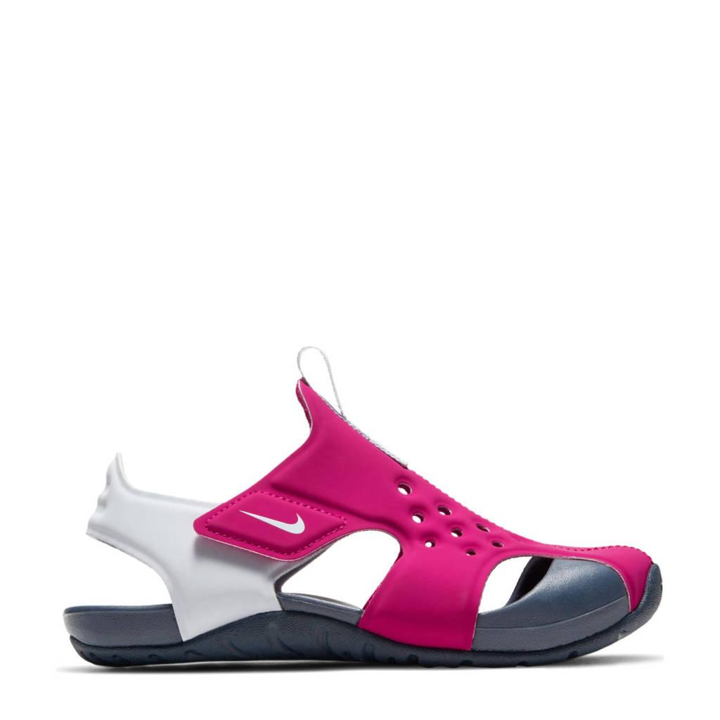Nike   Sunray Protect waterschoenen fuchsia/lichtgrijs kids, fuchsia/lichtgrijs-blauw
