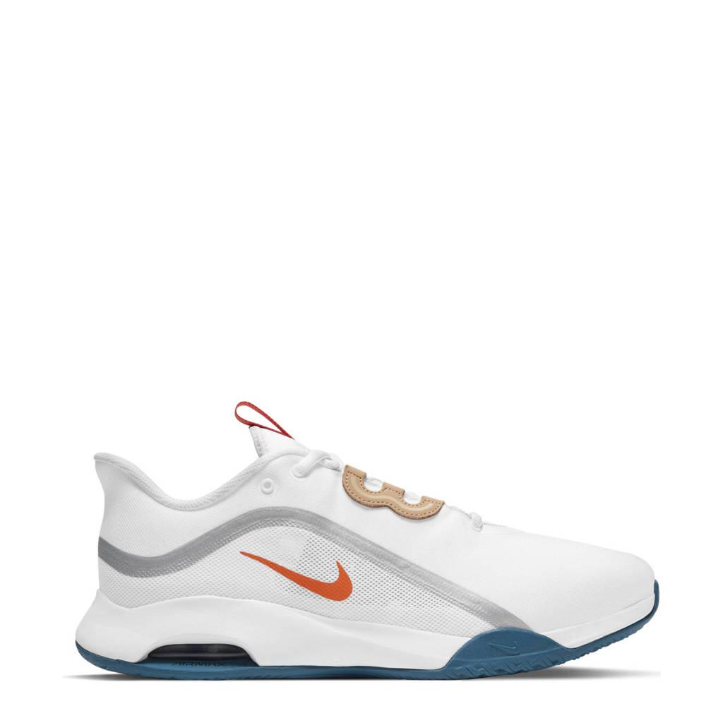 Nike Air Max Volley  sportschoenen wit/oranje/groen, wit/oranje-petrol