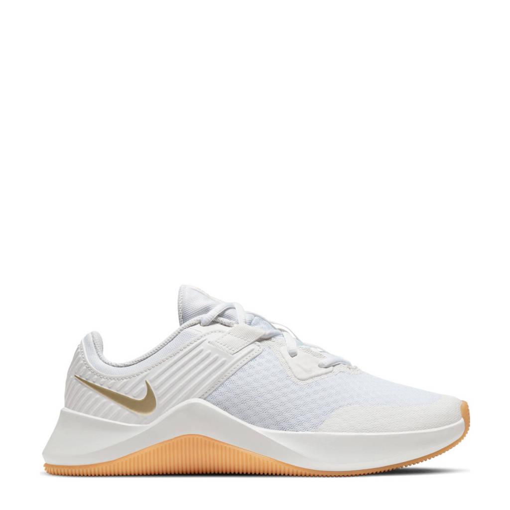 Nike MC Trainer  fitness schoenen wit/lichtblauw, Wit/lichtblauw