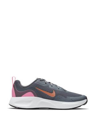 WearAllDay (GS) sneakers grijs/koper/roze