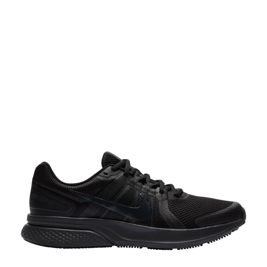 Nike Run Swift 2 hardloopschoenen zwart/donkergrijs, Zwart/donkergrijs