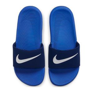 Kawa Slide (GS/PS) slippers blauw/kobaltblauw