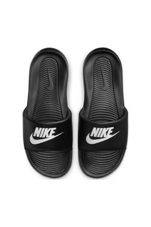 Victori One Slide  slippers zwart/wit