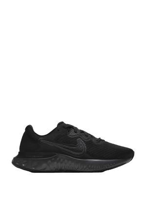 Renew Run 2 hardloopschoenen zwart/antraciet