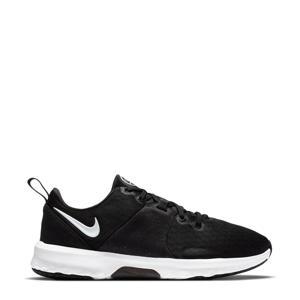 City Trainer 3 fitness schoenen zwart/wit