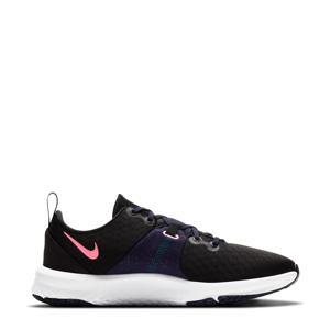 City Trainer 3 fitness schoenen zwart