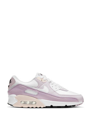 Air Max 90  sneakers wit/offwhite/lila