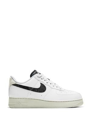 Air Fore 1 '07 SE sneakers wit/beige/zwart