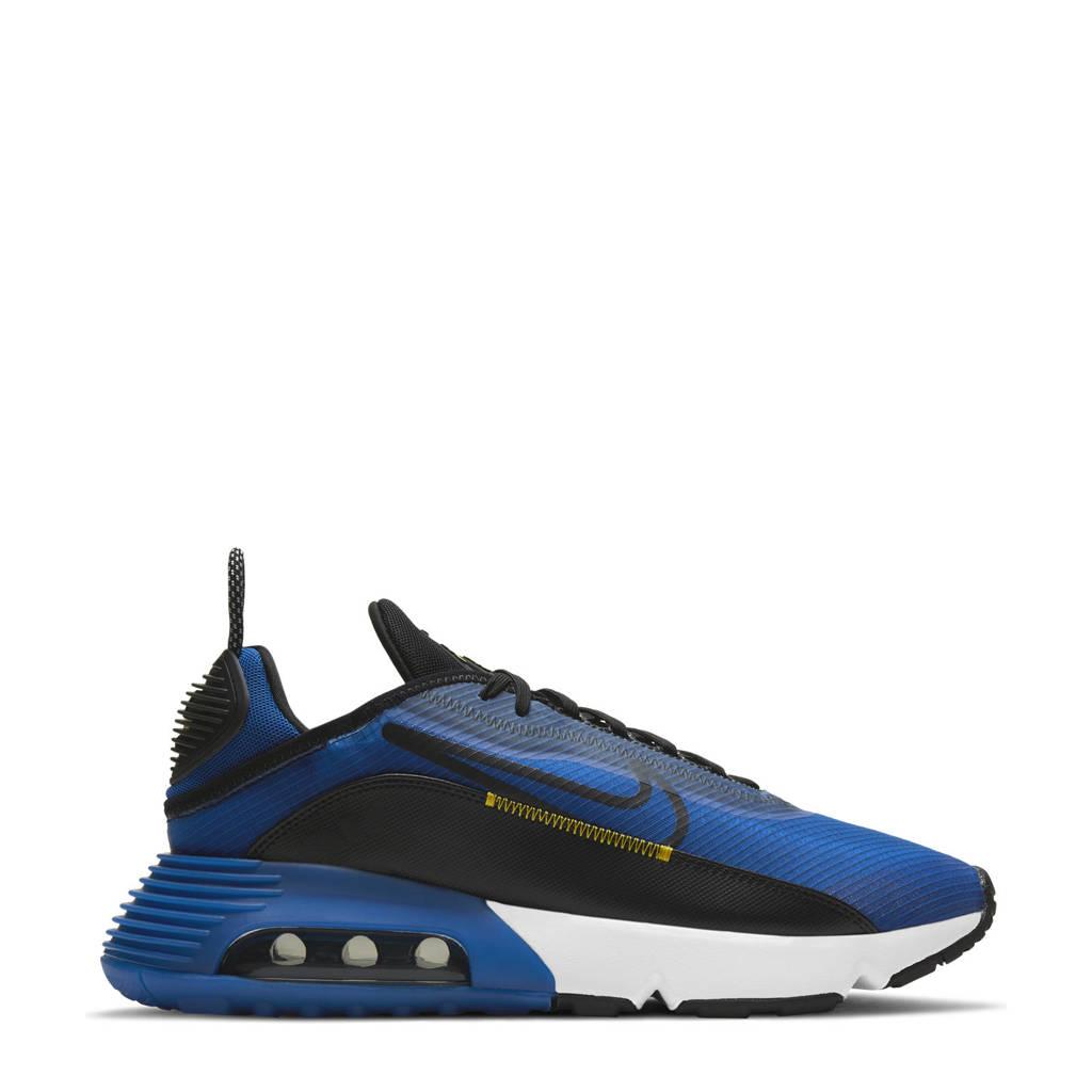 Nike Air Max 2090 sneakers kobaltblauw/zwart-wit-geel