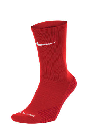 sportsokken rood/wit