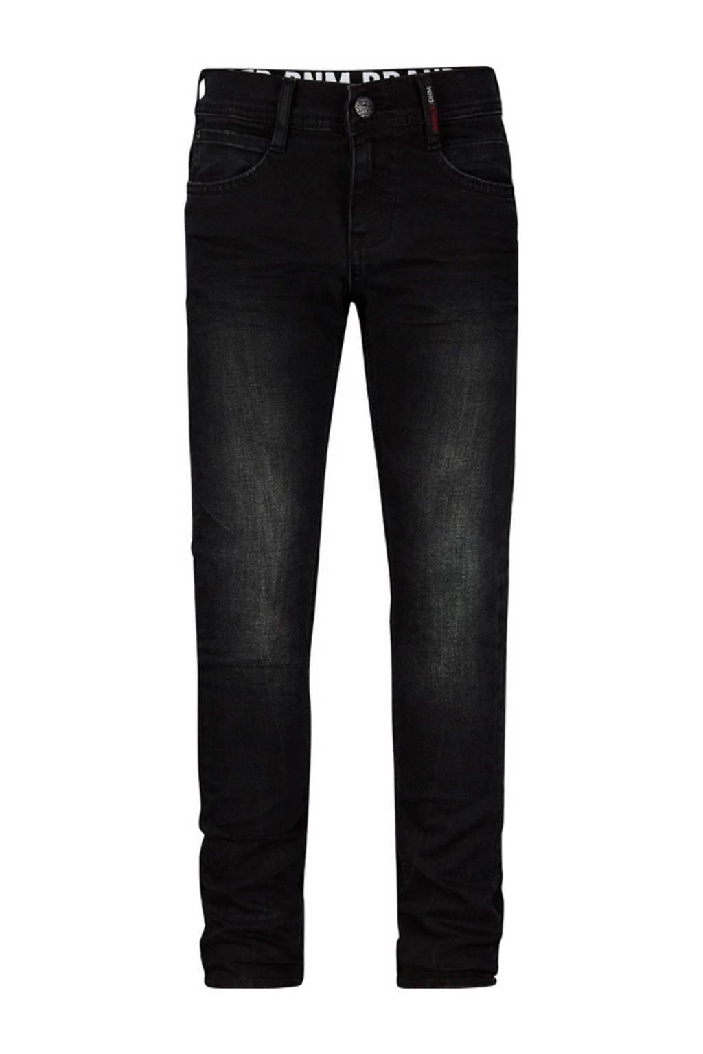 Retour Denim regular fit jeans Tobias black denim, Black denim