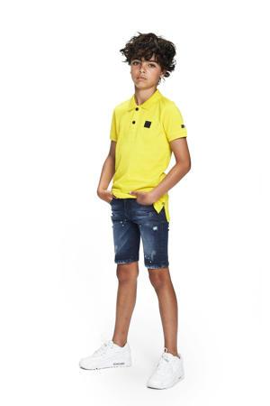 regular fit jeans bermuda Stephen medium blue denim