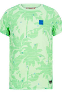 Retour Denim T-shirt Robert van biologisch katoen fris groen, Fris groen