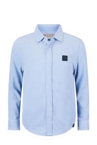 Retour Denim overhemd Keith light blue, Light Blue