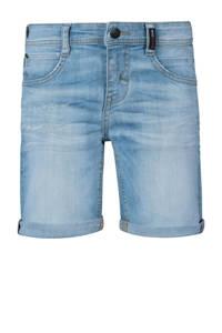 Retour Denim regular fit jeans bermuda Reve light blue denim, Light blue denim