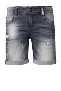 Retour Denim regular fit jeans bermuda Stephen medium grey denim