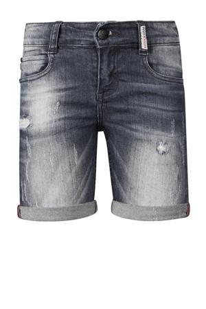 regular fit jeans bermuda Stephen medium grey denim