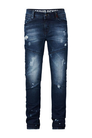 regular fit jeans Dusty medium blue denim