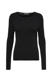ONLY trui ONLVENICE zwart, Zwart