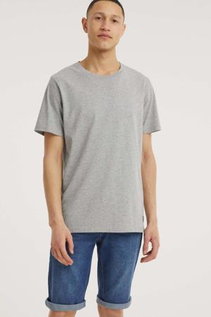 T-shirt lichtgrijs