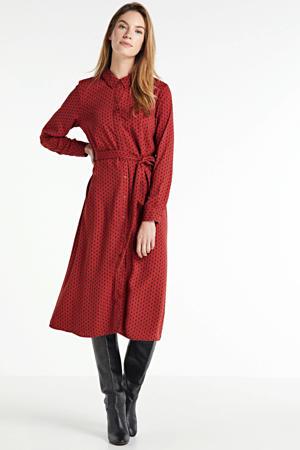jurk JDYBARCELONA rood