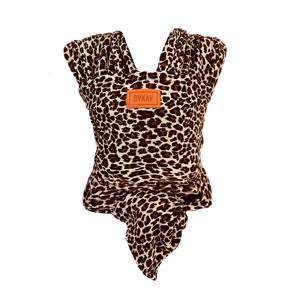 Stretchy Wrap Deluxe draagdoek Leopard