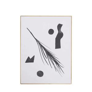 schilderij Aesthetic Abstract  (30x40 cm)