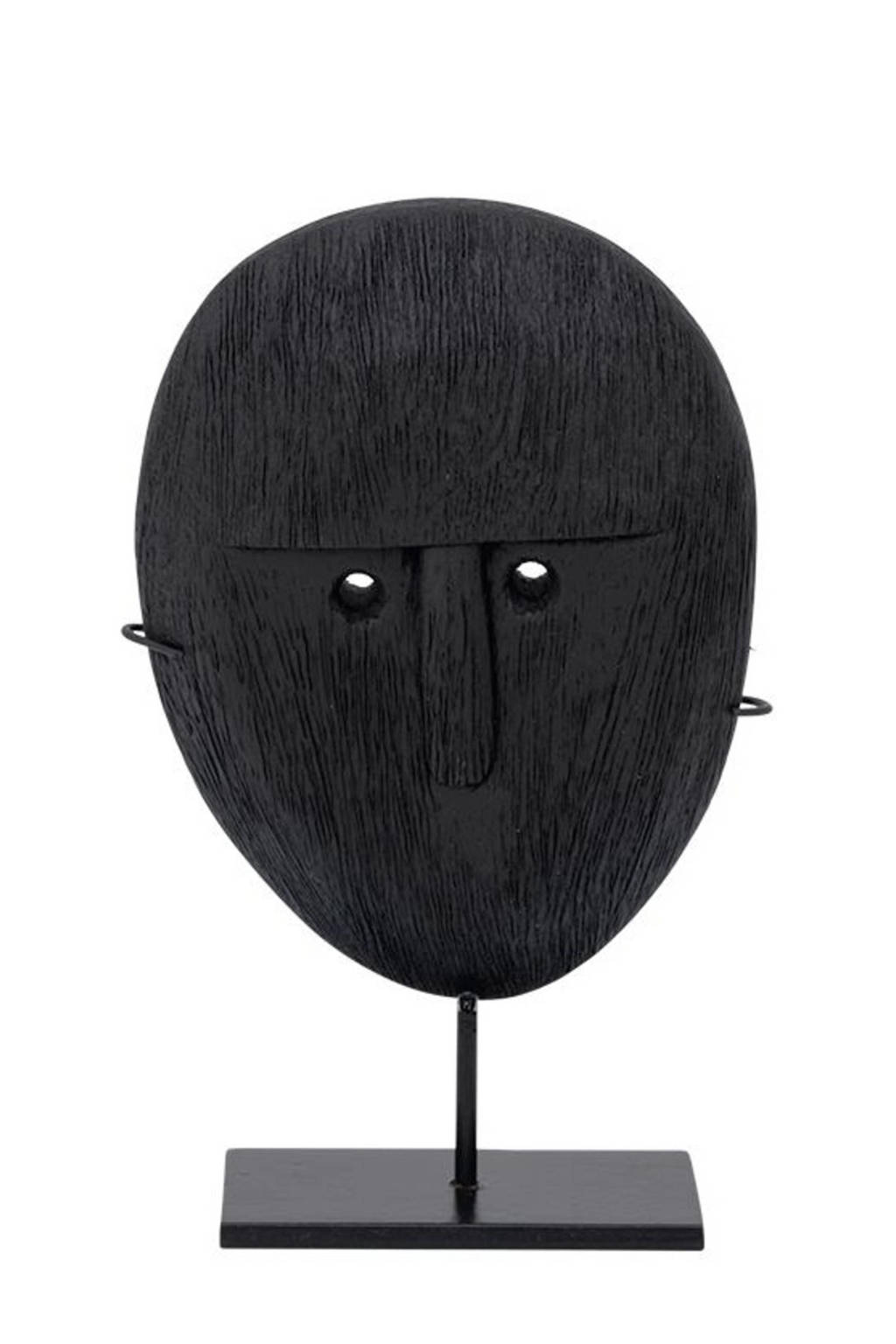 Urban Nature Culture ornament, Black