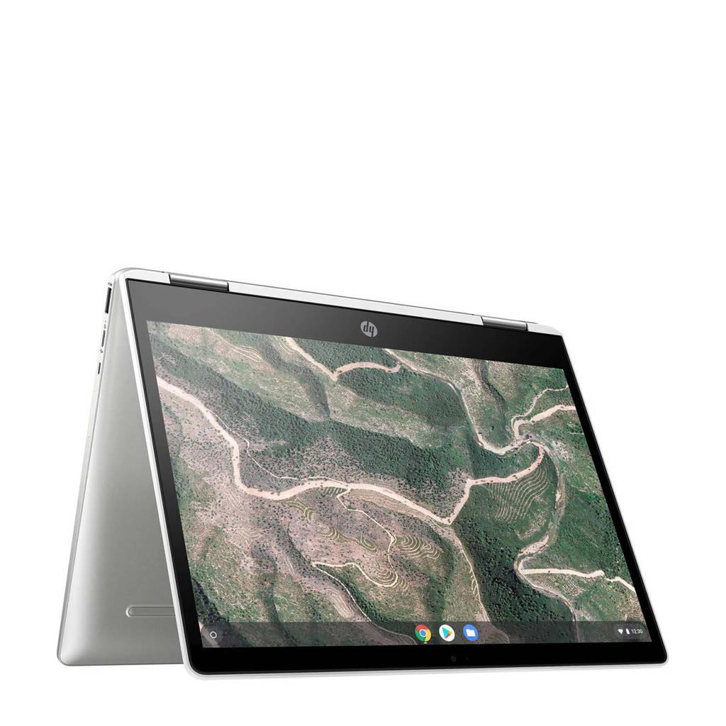 HP 12B-CA0450ND 12 inch HD+ chromebook, Zilver