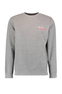 O'Neill sweater Cali grijs melange, Grijs melange