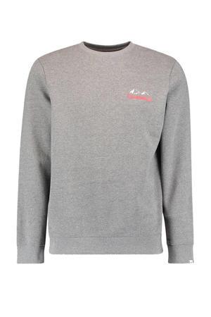 sweater Cali grijs melange