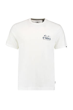 T-shirt Rocky Mountain wit