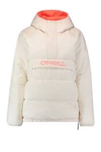O'Neill ski-anorak O'Riginals wit, Wit