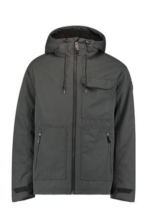 outdoor jas Urban Utility grijs