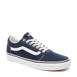 Ward  sneakers donkerblauw/wit