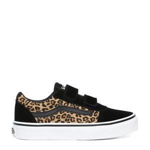Ward  sneakers zwart/camel