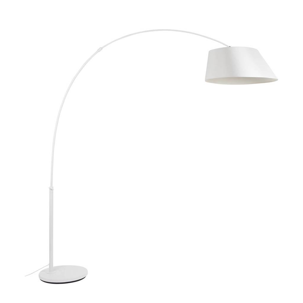 Zuiver vloerlamp Arc, Wit