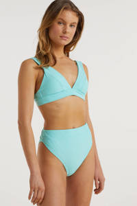 BEACHWAVE bikinitop turquoise, Turquoise